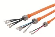 RADOX® EV-C-Durchführungssystem-Portfolio mit mehradrigen Kabeln