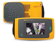 Schallkamera Fluke ii900 revolutioniert Leckortung