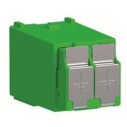 Sortimentserweiterung: EASYNET Anschlussmodul S-One Duplex F-3000