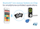 Bluetooth Low Energy-Chip der nächsten Generation