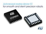 Motion-Control-Chip von STMicroelectronics für noch präzisere Roboter
