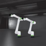 FANUC stellt ersten kollaborativen Leichtbauroboter vor