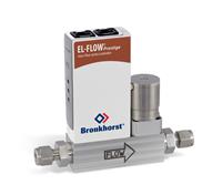 Durchflussmesser/-regler mit Ethernetschnittstellen