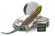 Blue Gecko Bluetooth® SiP-Module von SILICON LABS