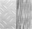 Rutschhemmende Bleche aus Edelstahl