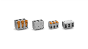 WAGO Leiterplattenklemmen für Leistungselektronik