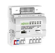 WAGO 3-Phasen-Leistungsmessmodul