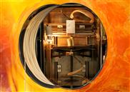 HT-Drucker für Entwicklung von Hochtemperaturfilamenten