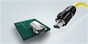Industrielle Standard-Schnittstelle für SPE T1 Industrial