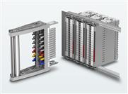 Modulares Prüfstecksystem FAME für 19-Zoll-Baugruppenträger