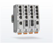 Unmanaged Ethernet-Switches mit Glasfaser