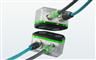 Kontaktlose Energie- und Datenübertragung mit NearFi-Kopplern