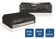 Lüfterloser Mini-PC Spectra PowerBox 400