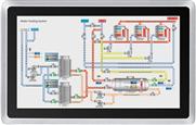 Web-Panels PA-Serie mit integriertem Automation Browser