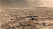 Schweizer Motoren steuern ersten Mars-Hubschrauber