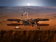 Schweizer Motor geht tief unter die Mars-Haut