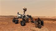 maxon Antriebe fliegen mit NASA-Rover Perseverance zum Roten Planeten