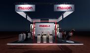 Das maxon Messeerlebnis gibt's jetzt virtuell