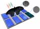 Schmetterlingsflügel inspiriert Photovoltaik