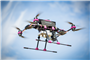 Navigationsunterstützung von autonom fliegenden Drohnen