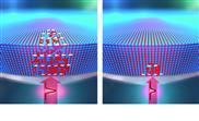 Laser erzeugt Magnet – und radiert ihn wieder aus