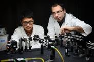 Super-Festplatte arbeitet nur noch mit Laserblitzen