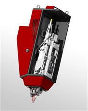 Modul zum drahtbasierten Laserauftragschweißen kostengünstig nachrüsten