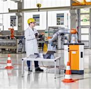 Robotergestütztes Sensorsystem zur Qualitätssicherung pressgehärteter Bauteile