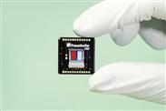 Blaue OLED auf Silizium-Sensor detektiert Phosphoreszenz