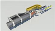 Fügezange verbindet Metall und Kunststoff innerhalb von Sekunden