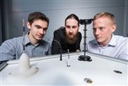 Forscher entwickeln Roboterarme biegsam wie Elefantenrüssel