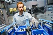 Schlauer Handschuh für Industrie 4.0
