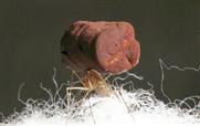 Schwermetall in leichten Schaum verwandelt