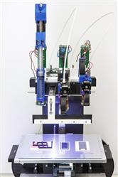 Aktoren und Sensoren mit 3D-Druck in komplexe Bauteile integrieren
