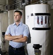 Salz speichert solare Wärme für den Winter