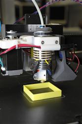 Innovatives Konzept für den effizienteren 3D-Druck