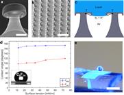 Wissenschaftler entwickeln flüssigkeitsabweisendes Haftmaterial
