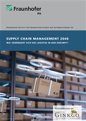 Studie: So verändert sich das Supply Chain Management bis 2040