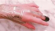Auf Haut gedruckte Sensoren erkennen Corona