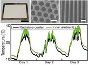 Radiative Kühlung: Material ersetzt Klimaanlagen