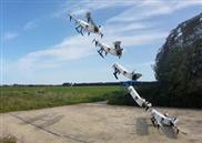 Marine-Drohne fliegt stundenlang mit Wasserstoff
