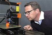 Upgrade für den 3D-Drucker spart Zeit und Stützmaterial