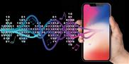In Musik Daten speichern