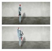 Neue Drucktanks und Handdosierventile für das Befetten und Ölen