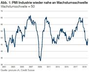 PMI: Sinkflug der Industrie gestoppt