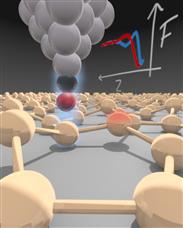2D-Materialien: Anordnung der Atome in Silicen gemessen