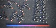 Löchrige Stickstoff-Graphenbänder für neue Elektronik