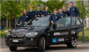 Kubo Tech AG unterstützt ETH-Fokusprojekt SUNCAR Steer-by-Wire