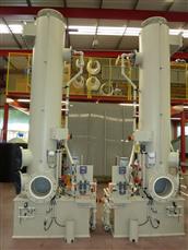Schweizer Firma wäscht Abluft in Kasachstan