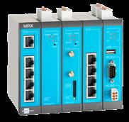 Industrielle Kommunikation, sichere, flexible und modulare Systeme